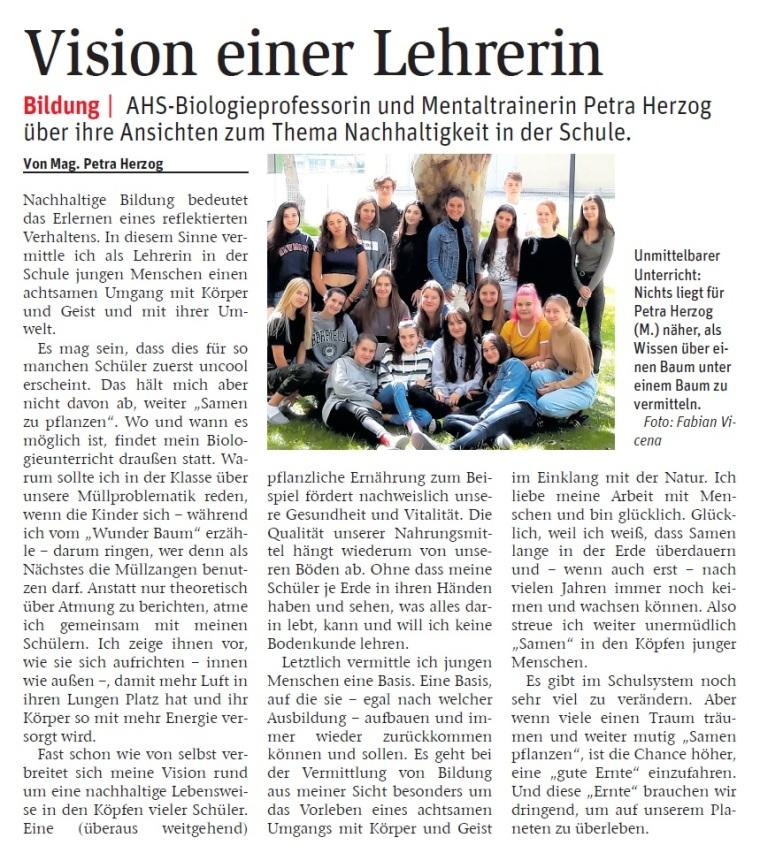 BVZ Nachhaltigkeit in der Schule 2.10